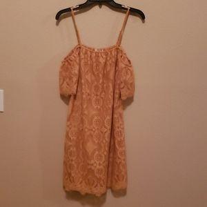 Dresses & Skirts - Brand new off the shoulder sun dress